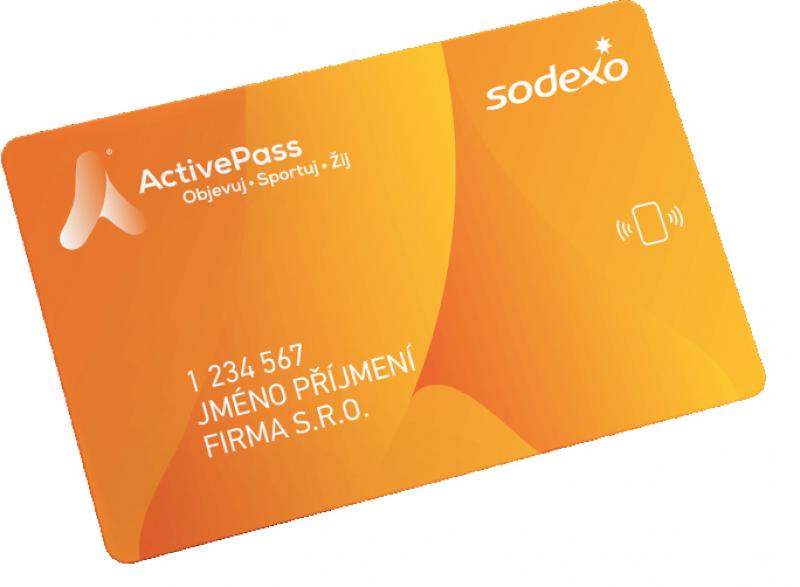Možnost použití active pass karty